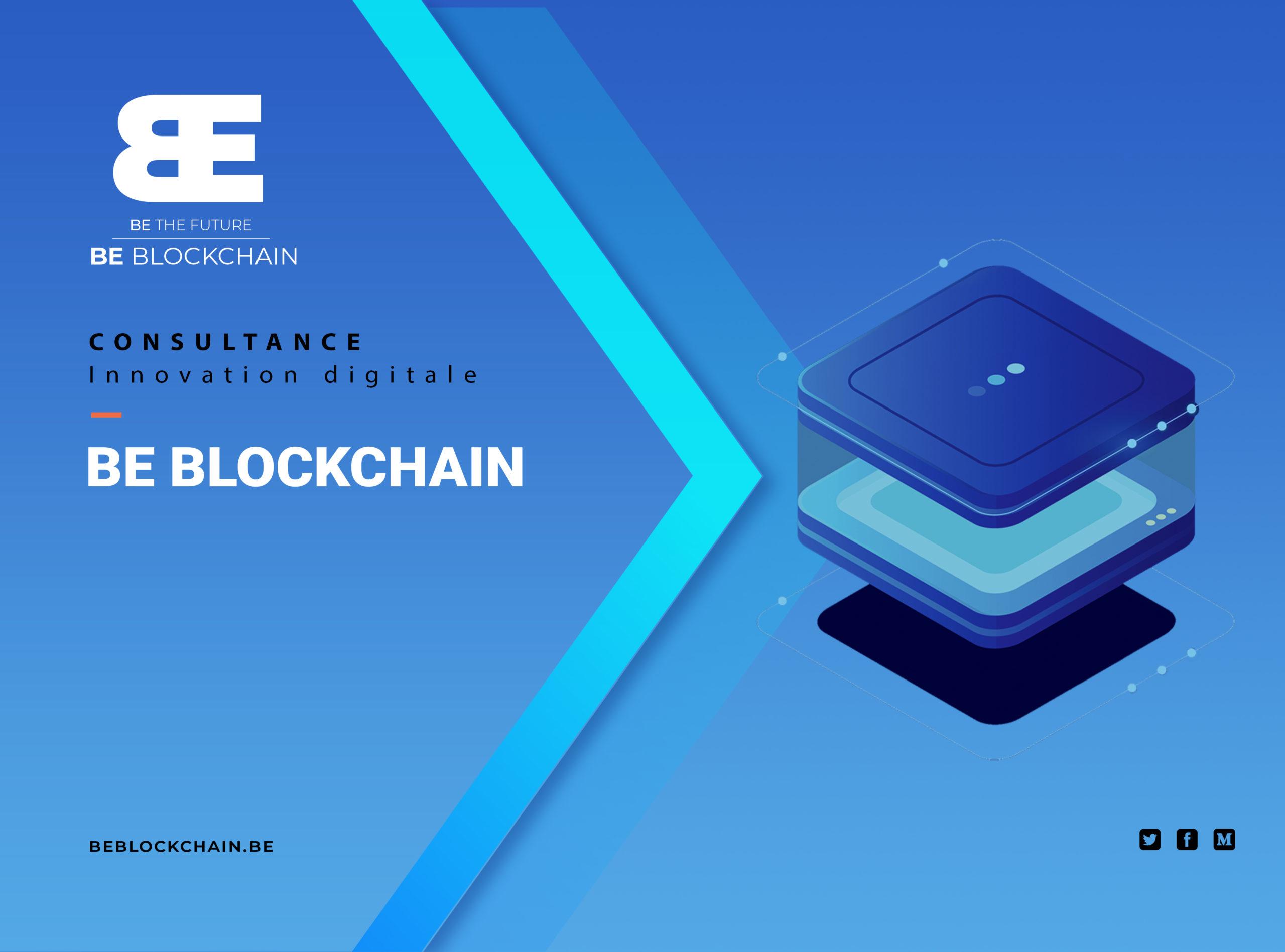 be blockchain