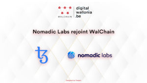nomadic labs and walchain
